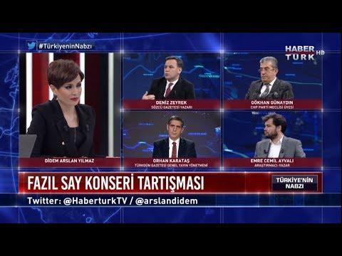 Türkiye'nin Nabzı - 21 Ocak 2019 (Fazıl Say Konserinin 'normalleşme' üzerinde Etkisi Ne Olur?)