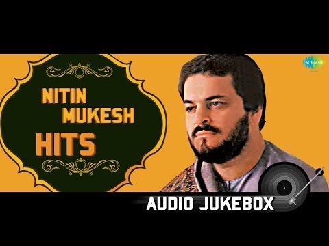 Best of Nitin Mukesh | Popular Old Hindi Songs | Dil Ne Dil Se Kya Kahan