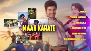 Maan Karate - Tamil Music Box
