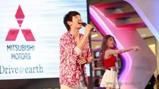 [Live] 141220 Medley คนมันรัก+อย่าเล่นตัว+I See You - ไอซ์ ศรัณยู ICE Sarunyu @ Centralplaza Salaya