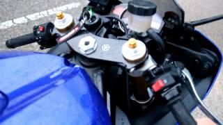 yamaha r6 2008 scorpion exhaust sound