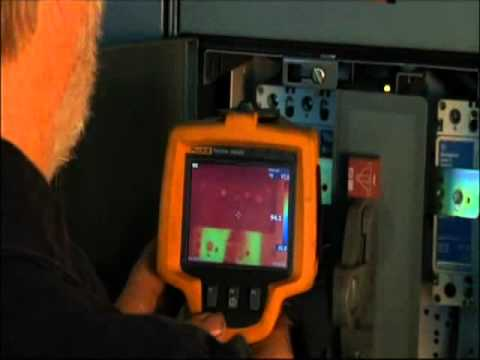 Fluke Ti25 Thermal Imager Thermography