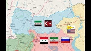 The Turkish army and FSA entered Tel Rifaat