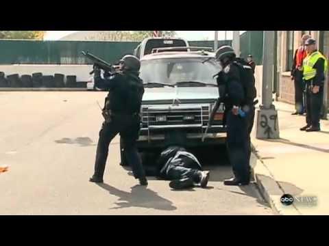 Paramilitary Police in Black Uniforms: HooRah