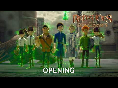 RED SHOES AND THE SEVEN DWARFS (2019) l Opening [HD]