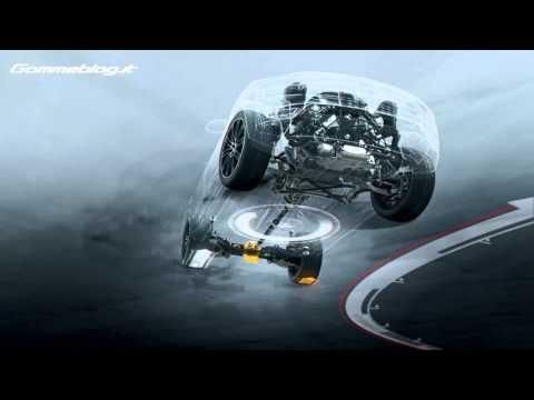 2014 Porsche Macan - Porsche Torque Vectoring Plus (PTV Plus)
