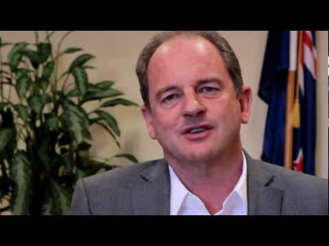 David Shearer - Labour's values are my values.