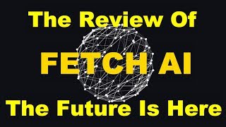 Fetch AI –The best team, an outstanding idea, and incredible implementation!