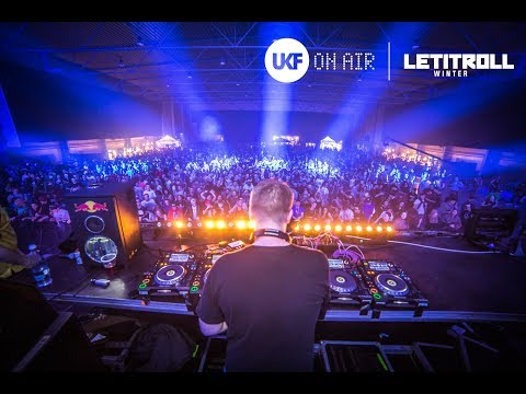 Break ft. SP:MC - UKF On Air x Let It Roll Winter 2018 (DJ Set)