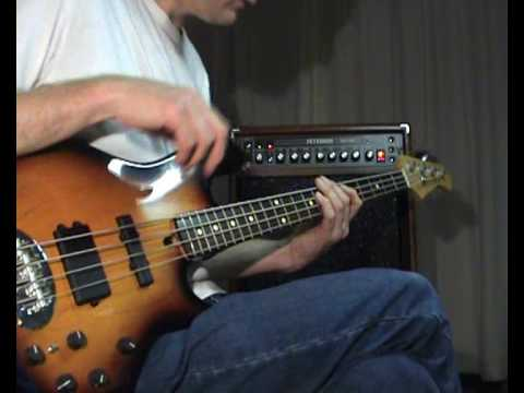 Phil Collins - Easy Lover - Bass Cover