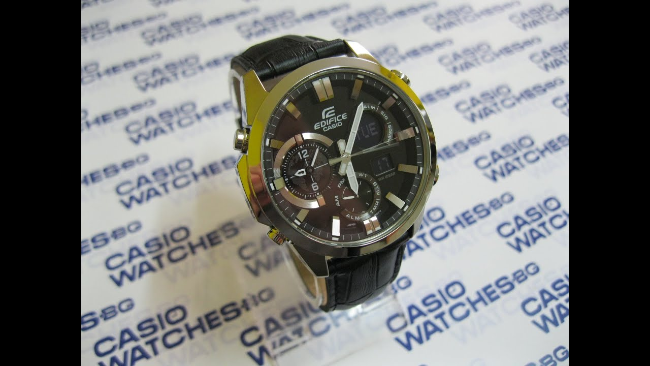 Review Amp Unboxing For Casio Edifice Watch Efr520sp1avef Efr 540d 1av Ef 129d 1a