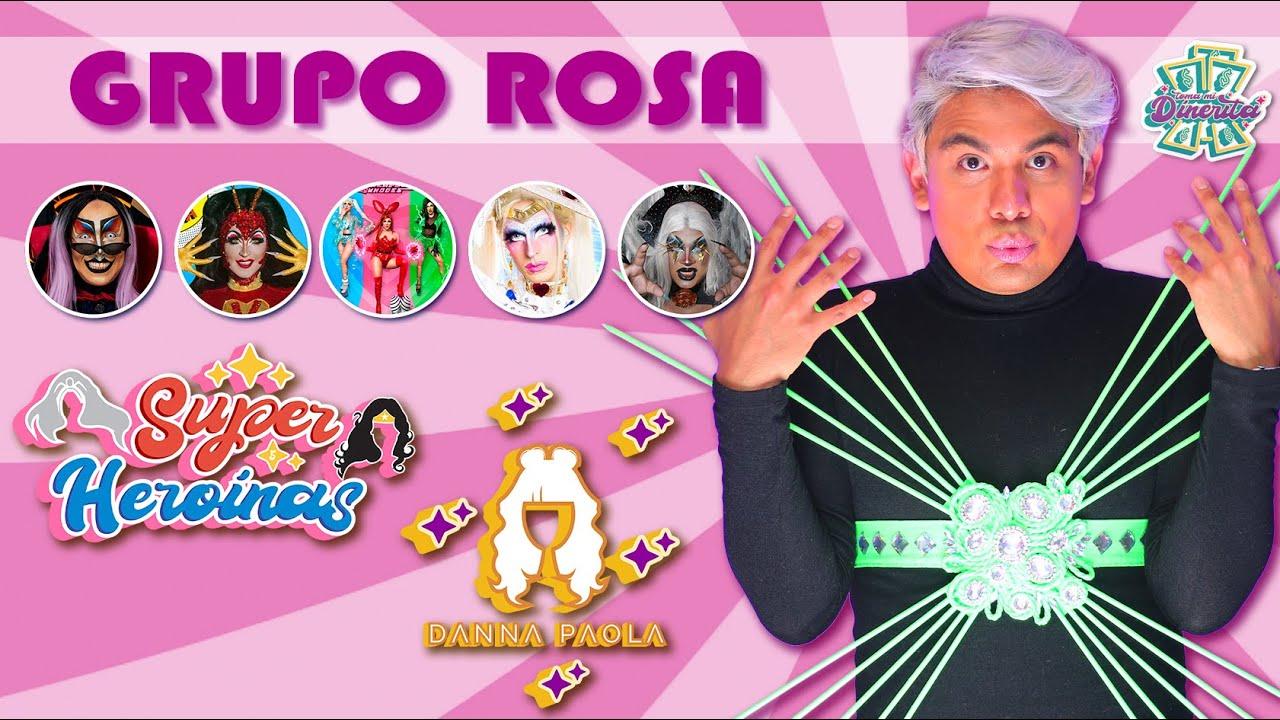 #EnLaPelucaDe Danna Paola - Grupo Rosa - Episodio 5 | Pepe & Teo