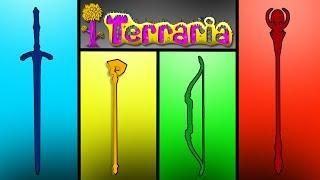 Террария анимация: Квартет // Terraria animation: Quartet