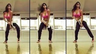 Disha Patani Dance Practice 2017