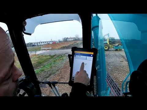 NEW! Plantforce Gps Training - How To Create An Infield Desgin Using Trimble Earthworks System.