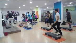 fitness maroc-step house ( ecole star fitness) step maroc-فتنس في المغرب