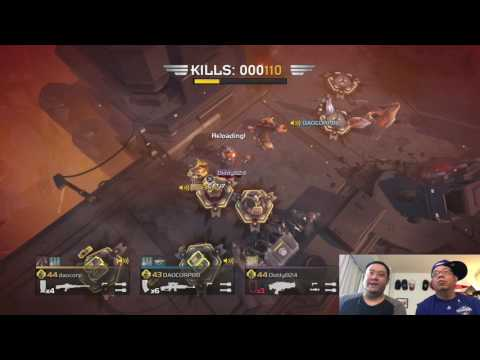 Let's Play Helldivers There Was No Railing |