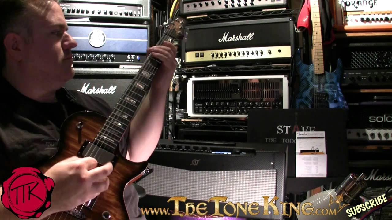 fender mustang v amp demo i ii iii iv v - youtube