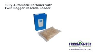 T Freemantle Ltd - Auto Cartoner with Twin Lane Bagger Infeed