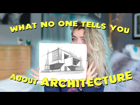 16 Things I Wish I Would Have Known Before Majoring in Architecture at College | the GOOD & the UGLY