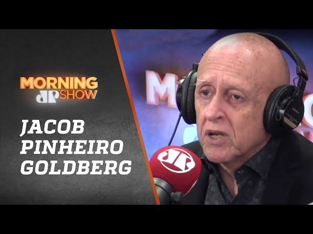Jacob Pinheiro Goldberg - Morning Show - 14/03/18