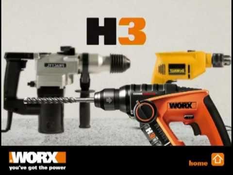 worx wx160 14 4v li ion drill driver german vo funnydog tv. Black Bedroom Furniture Sets. Home Design Ideas