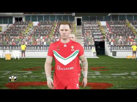 RUGBY LEAGUE WORLD CUP - FIJI - ROUND 2 - RUGBY LEAGUE LIVE 4
