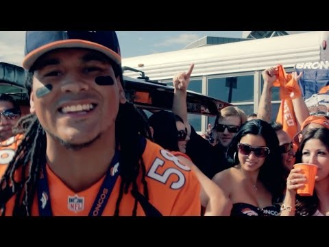 "TheMadFanatic ""Orange Crush"" (Music Video/ Broncos Anthem)"