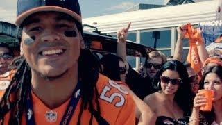 "TheMadFanatic ""Orange Crush"" (Music Video/ Broncos Anthem)"