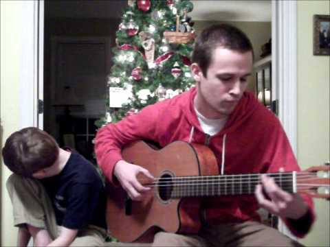 O Holy Night ~ Fingerstyle Guitar