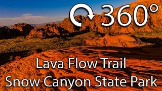 360-Degree-VR-Experience-Lava-Flow-Trail-at-Snow-Canyon-Utah-State-Park