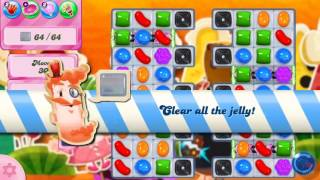 Candy Crush saga level 682 with *NO BOOSTERS*