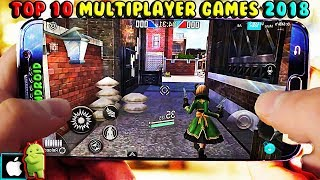 Best Multiplayer Games For Android 2018