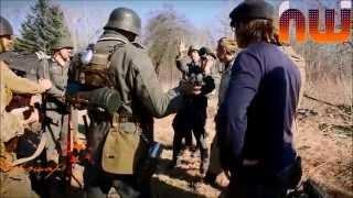 Война внутри войны. Как снимали, как взрывали...))