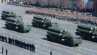 9 мая. Парад победы в москве 2015. 70 лет победы. Проезд техники на новом арбате часть 3