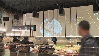 Супермаркет будущего на миланской ЭКСПО-2015 - hi-tech