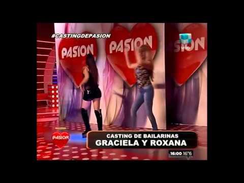 Lo mejor del casting de bailarinas de Pasión