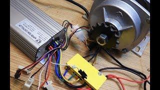 How to Properly Assemble 750Watt Motor kit #For E-bike (Et Discover)