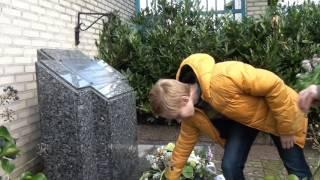 Overdracht monument Wezep