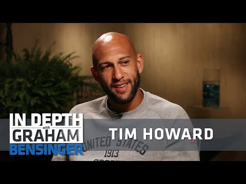 Tim Howard: My family's dangerous immigration to U.S.