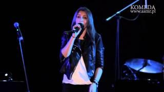 Karolina Grajda - Payphone (Maroon 5/Boyce Avenue acoustic) - ASMRiJ