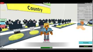 jordang727's ROBLOX FASHION SHOW video