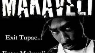 "TATTOO TEARZ "" 2PAC MAKAVELI OUTLAWZ DEATH ROW RECORDS"