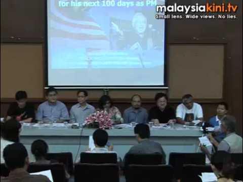 NGOs want more from Najib