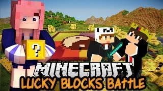 Final Fight to the Death | Ep. 3 | Lucky Block Parkour PVP Map