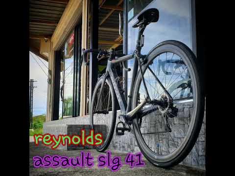 reynolds assault slg41 ล้อคาร์บอนเสือหมอบ