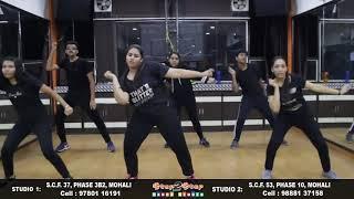 Hauli Hauli | Easy Dance Steps | De De Pyaar De | Choreography Step2Step Dance Studio | Mohali