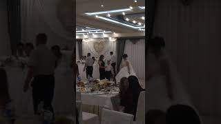 Как Азика зажигает на свадьбе. Банкет-холл Гранд Хаят