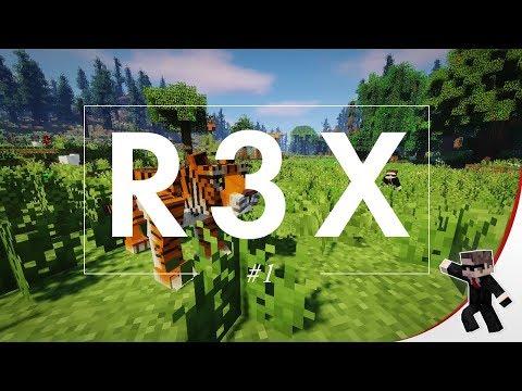 ⚒ R3X Modpack  |  Ep 1 – Trouver notre chez nous...  |  Minecraft moddé FR  |  R3li3nt