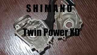 shimano 17Twin Power XD - Супертвин!